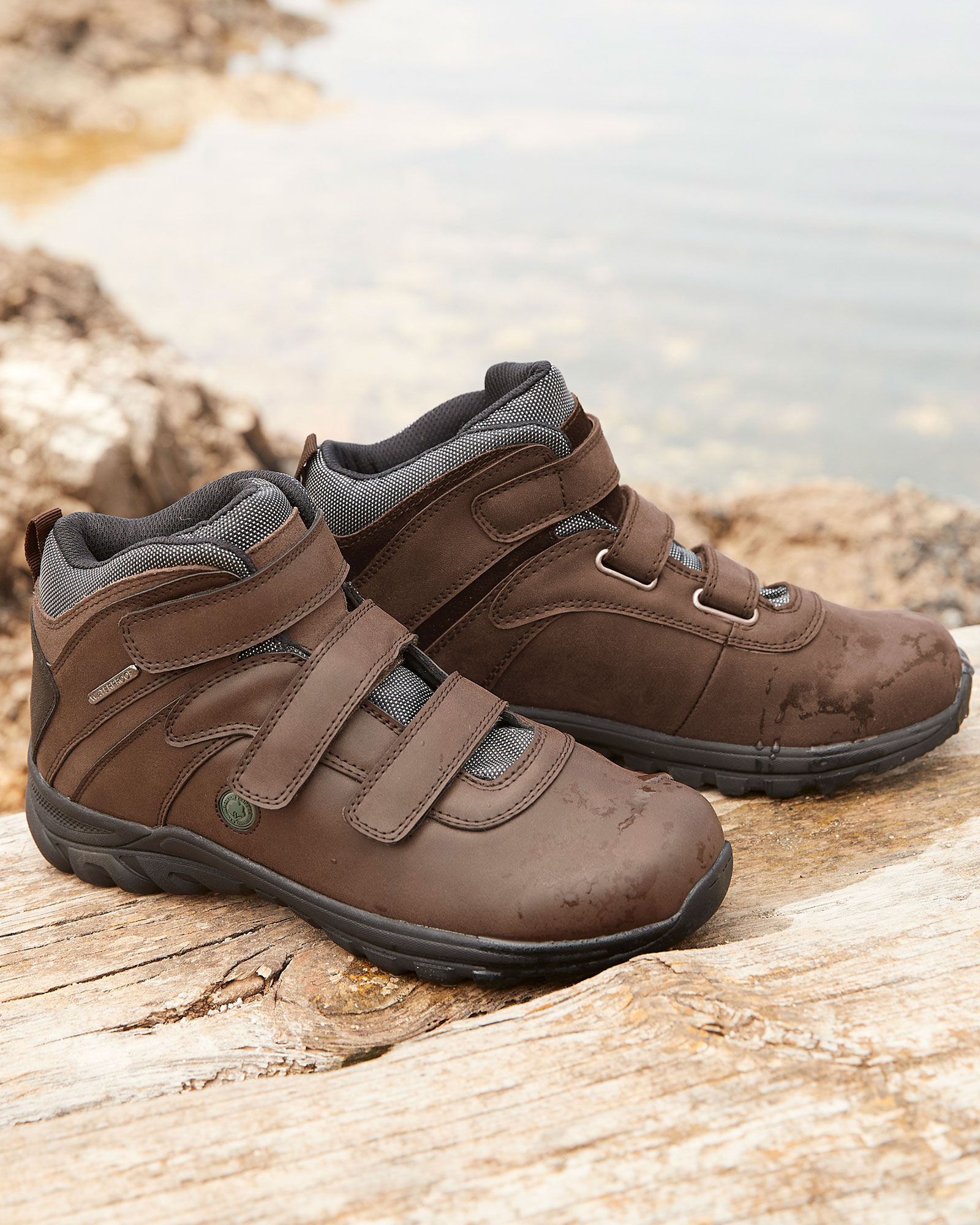 Waterproof Adjustable Walking Boots at