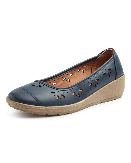 Flexisole Cutwork Shoes