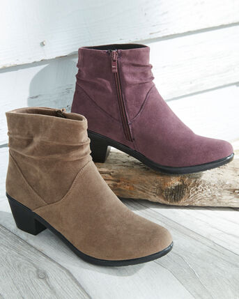 Slouch Ankle Boots