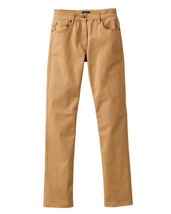 Women's Coloured Stretch Jeans