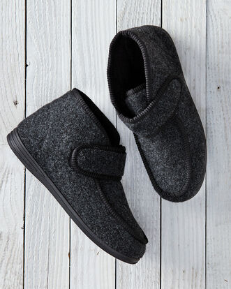 Adjustable Slipper Boots
