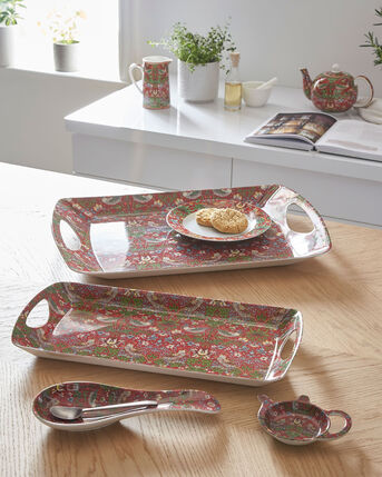 4 Piece Tray and Tidy Set