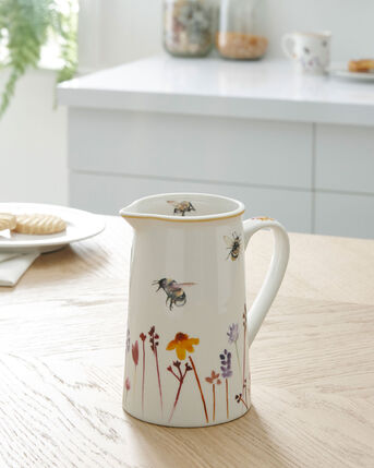Busy Bee China Jug