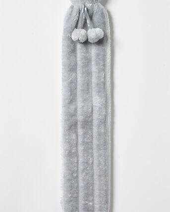 Faux Fur Long Hot Water Bottle