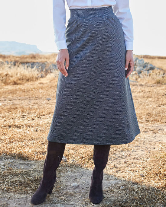Ponte Pull-on Skirt