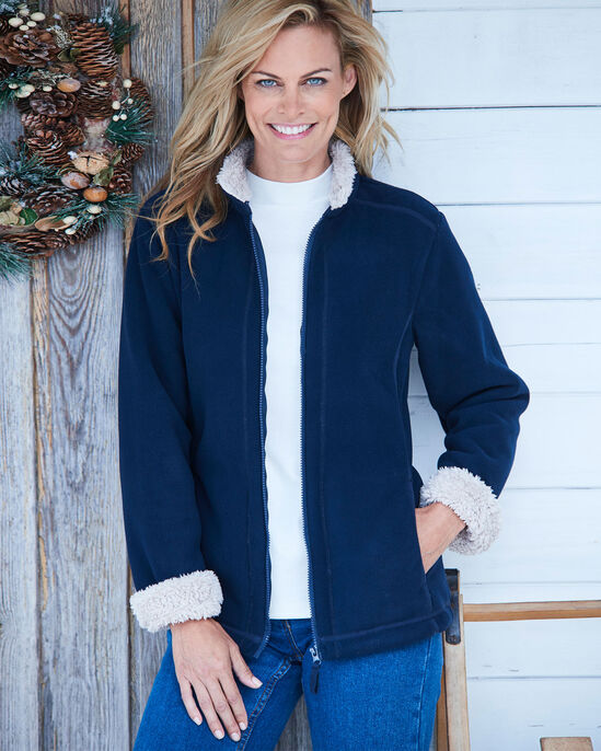 Women's Bonded Fleece Jacket