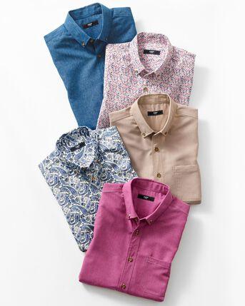 Soft Touch Short Sleeve Shirt