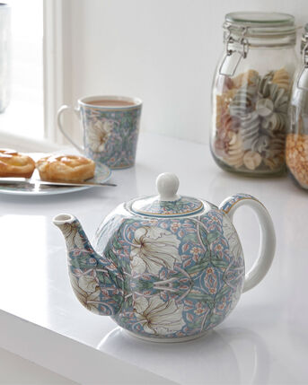 William Morris Pimpernel Teapot