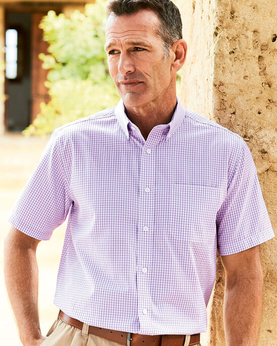 Easy Care Short Sleeve Shirt