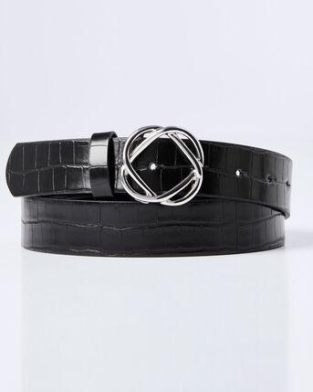 Croc PU Belt