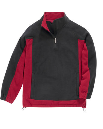Highland Fleece Half Zip Top