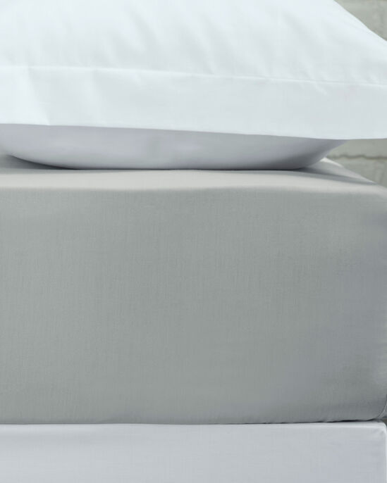 200 Thread Count Cotton Percale Fitted Sheet Single