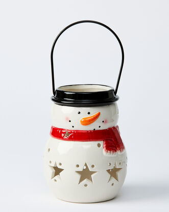 Christmas Tealight Lantern