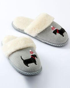 Dog Mule Slippers