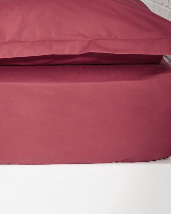 400TC Cotton Sateen Extra Deep Fitted Sheet