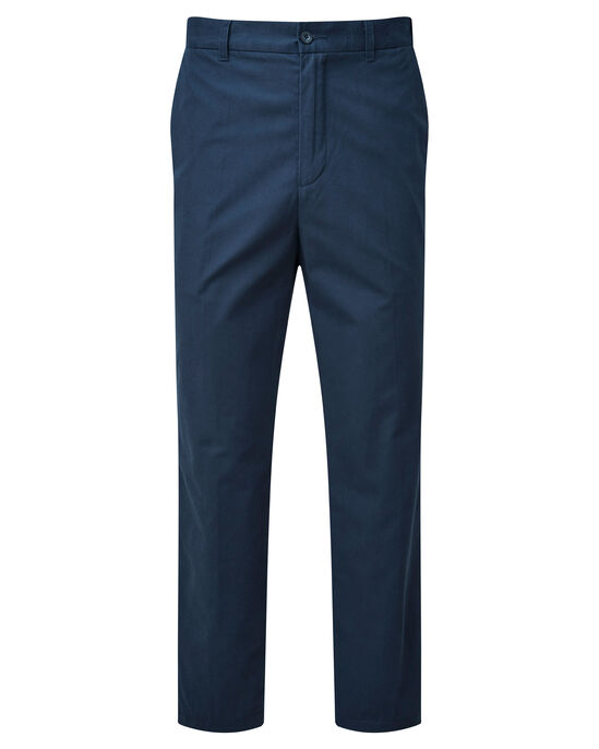 Flat Front Thermal Trouser