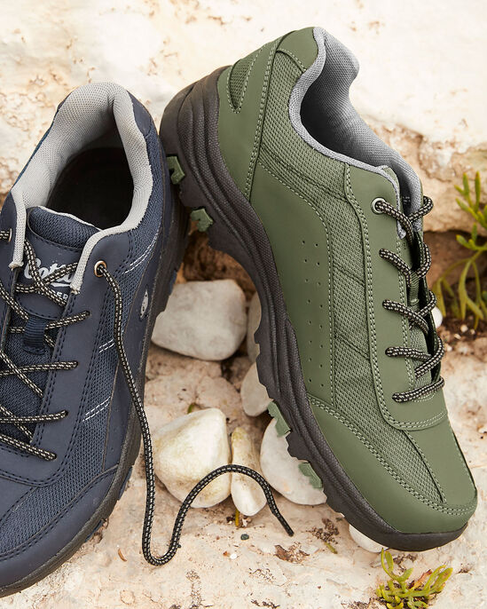 81eafdc8e0b Lightweight Air-tech Walking Shoes at Cotton Traders