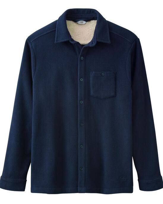Recycled Microfleece Shirt