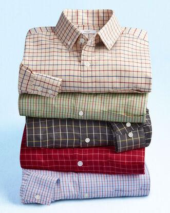 Tattersall Twill Shirt