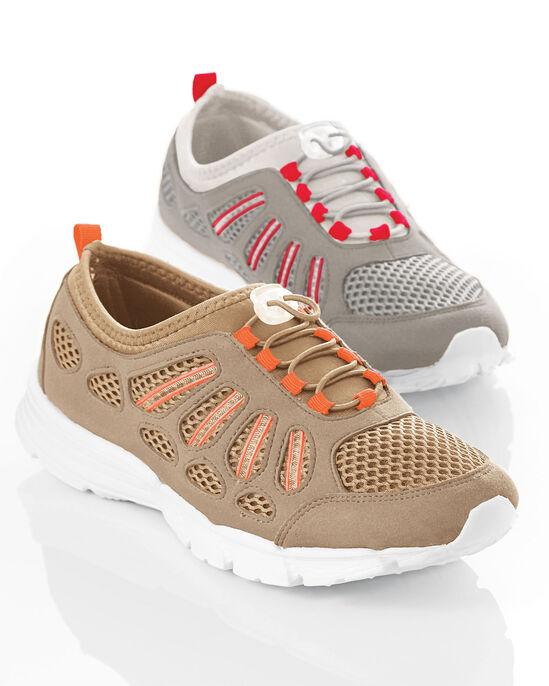 Lightweight Toggle Trek Shoes