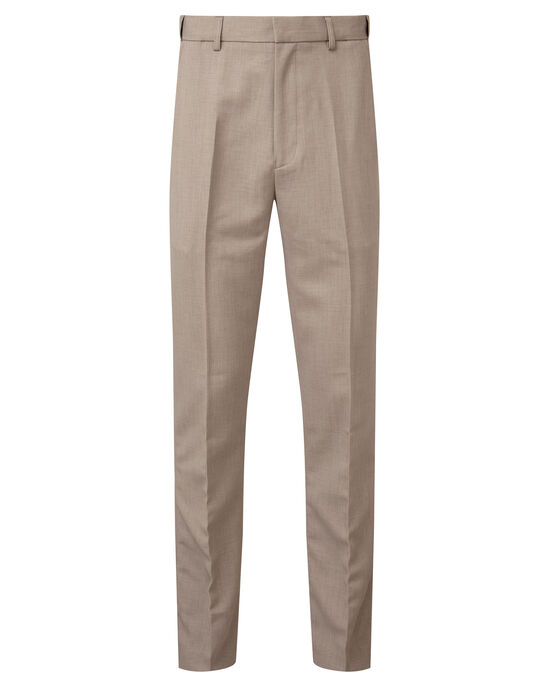 Flat Front Supreme Easycare Trousers