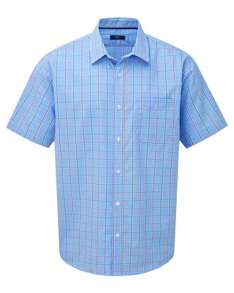 Bluebell Short Sleeve Wrinkle Free Shirt