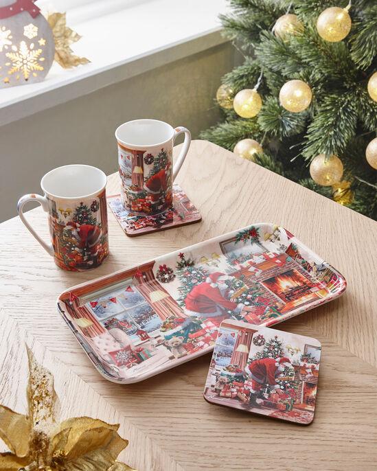 5 Piece Santa Set