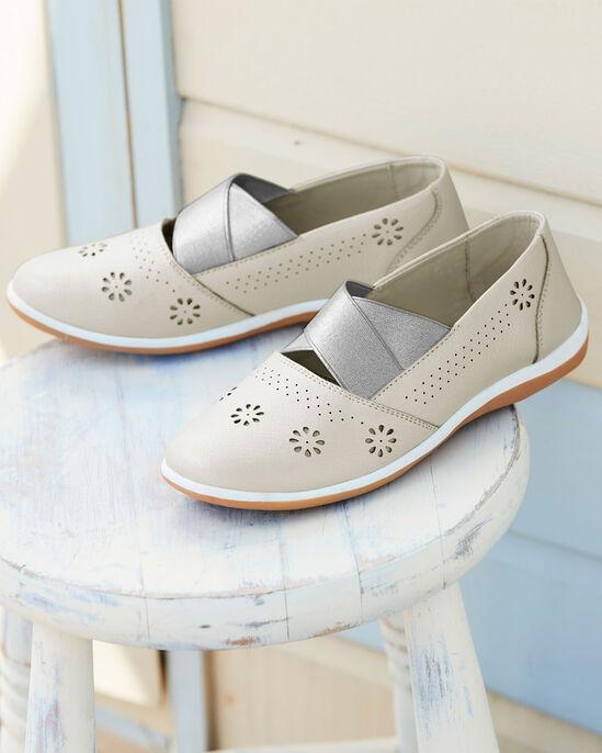 Leisure Flex Elasticated Shoes