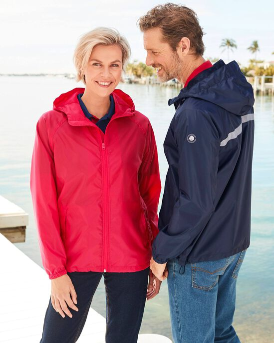Waterproof Packaway Jacket