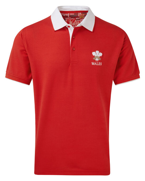 Short Sleeve Wales Classic Polo Shirt