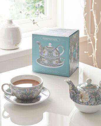 William Morris Pimpernel Tea For One