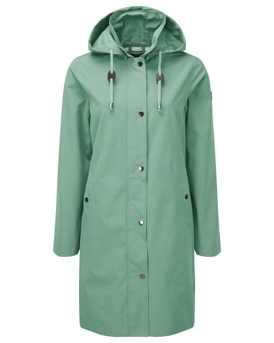 The Singing-in-the-rain Weatherproof Coat