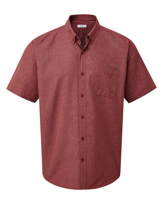 Currant Short Sleeve Soft Touch Shirt