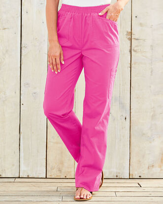 Pull-on Travel Trousers