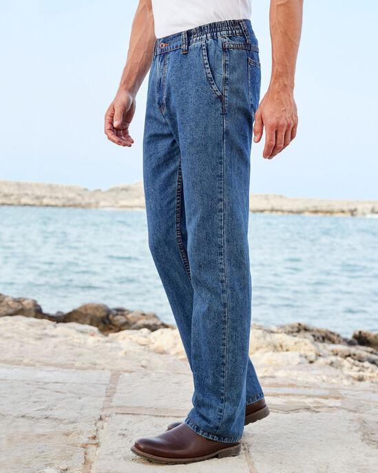 Side ElasticatedJeans