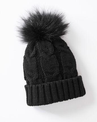 Soft Pom Hat