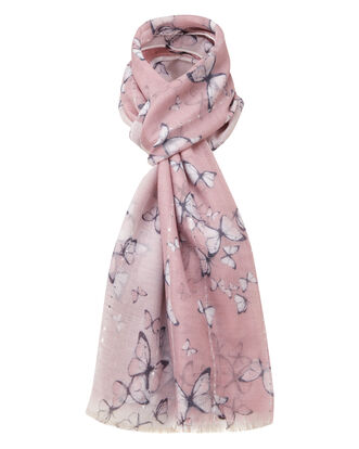 Butterfly Sequin Scarf