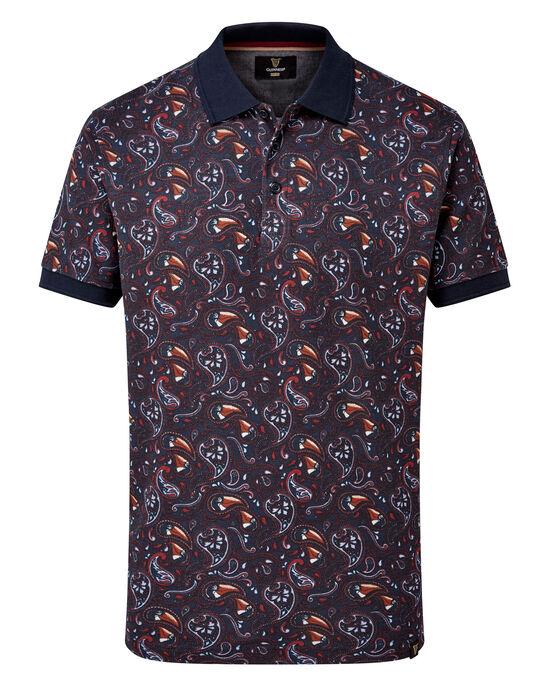 Guinness® Short Sleeve Toucan Polo Shirt