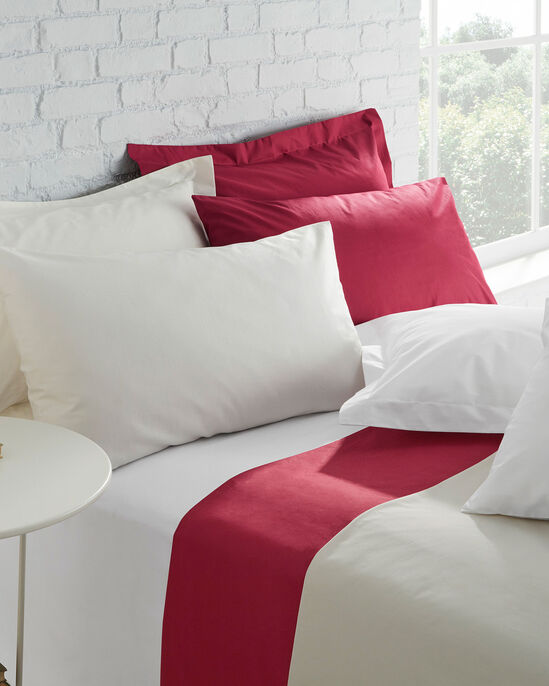 400TC Cotton Sateen Flat Sheet