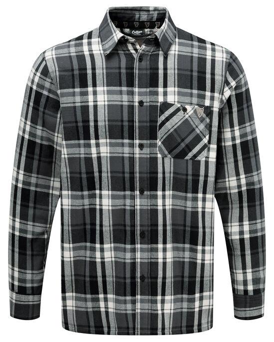 Guinness® Long Sleeve Fleece Lined Shirt
