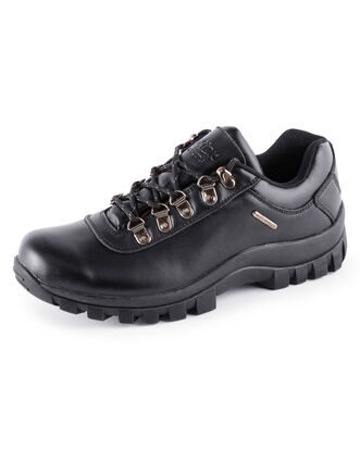 Leather Waterproof Walking Shoes