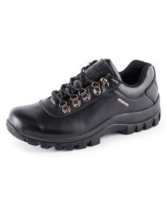 Leather Waterproof Walking Shoes