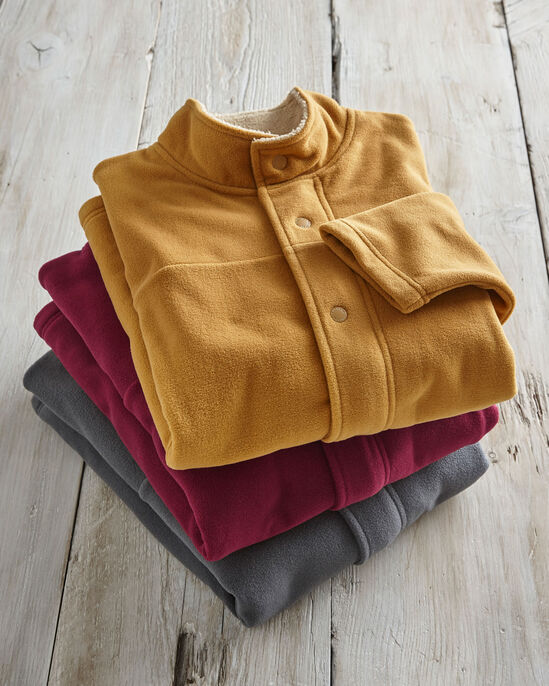 Luxury Fleece Jacket