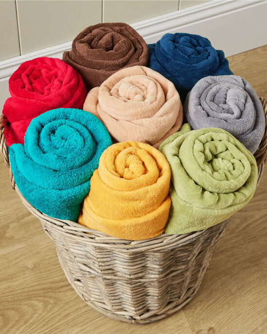 Supersoft Fleece Throw