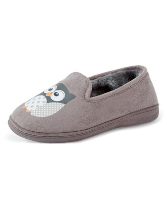Women's Owl Slippers