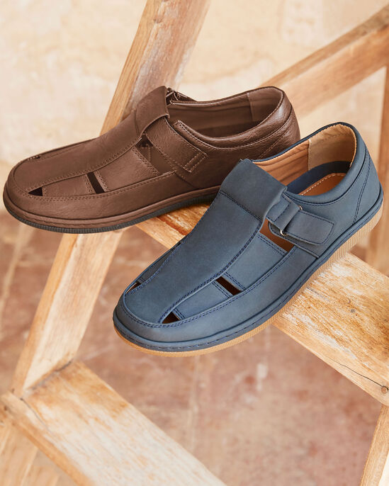 Dual Fit Adjustable Sandals