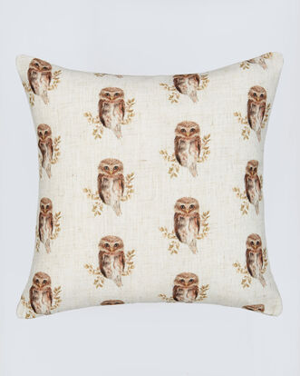 Ditsy Owl Cushion