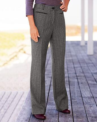 Side-elasticated Waist Trousers