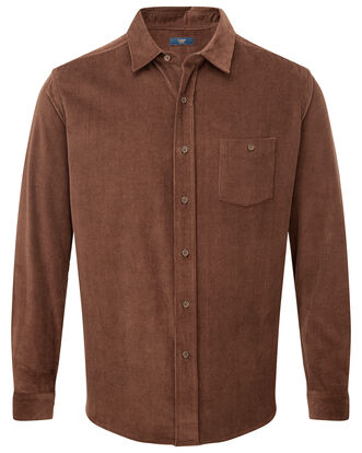 Long Sleeve Cord Shirt