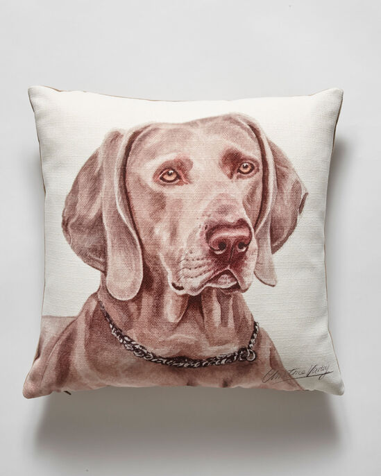 Waggy Dogz Weimaraner Cushion